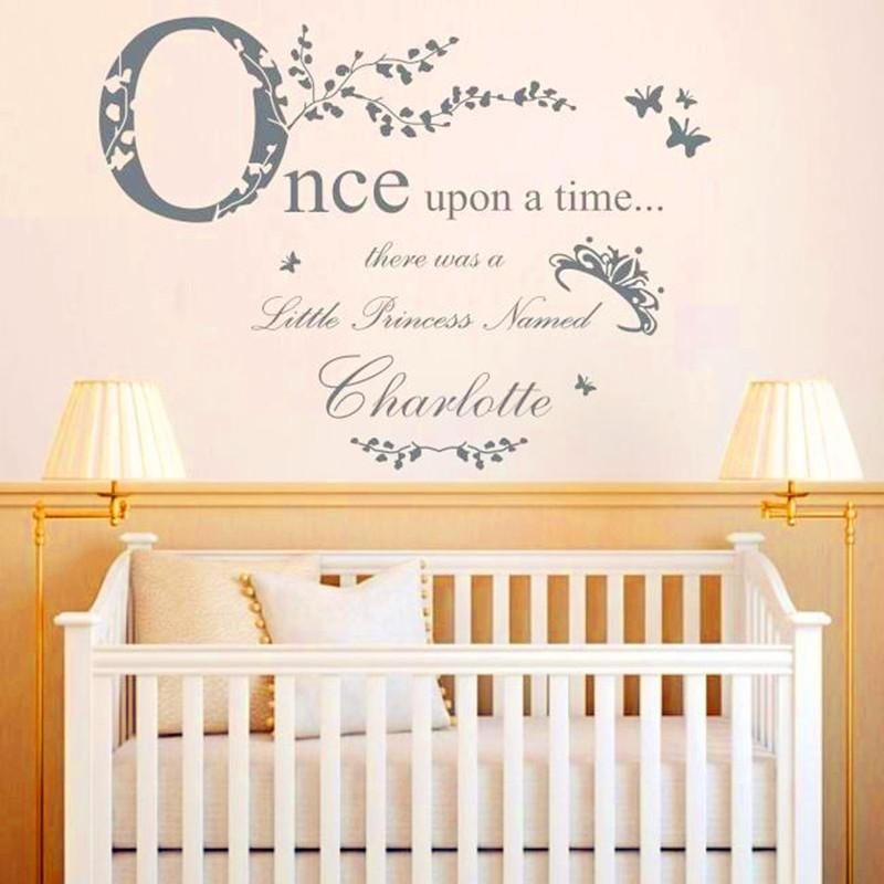 Online Buy Wholesale Princess Baby Names From China Princess Baby Intended For Baby Name Wall Art (Image 16 of 20)