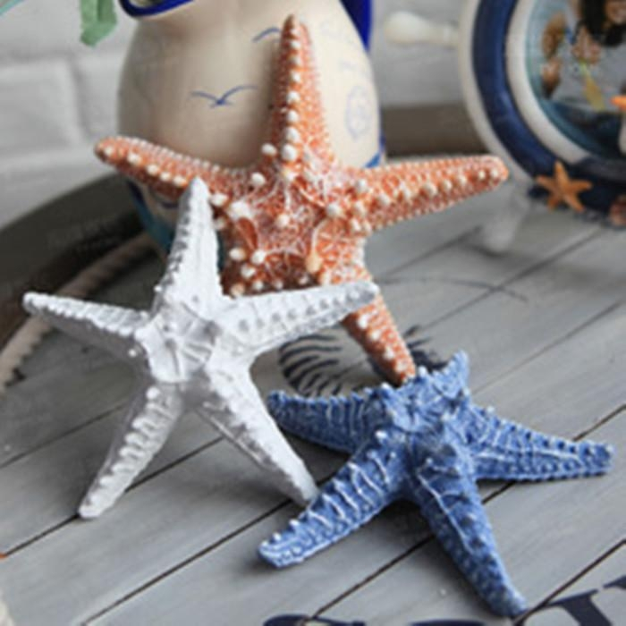 Online Buy Wholesale Starfish Wall Decor From China Starfish Wall Inside Large Starfish Wall Decors (Image 11 of 20)