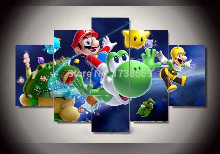 Online Buy Wholesale Toy Story Wall Art From China Toy Story Wall Regarding Toy Story Wall Art (View 8 of 20)
