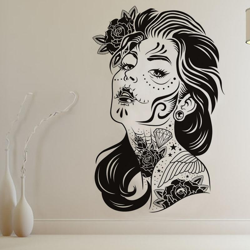 Online Buy Wholesale Wall Tattoo Art From China Wall Tattoo Art In Tattoo Wall Art (View 9 of 20)