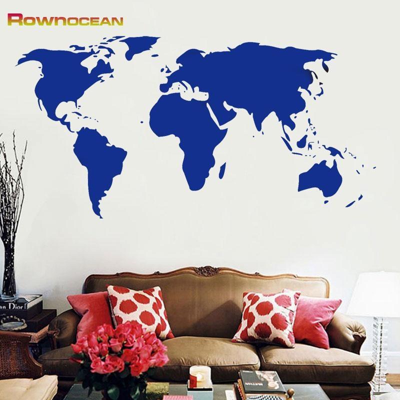 Online Get Cheap Atlas Wall Art  Aliexpress | Alibaba Group Pertaining To Atlas Wall Art (Image 13 of 20)