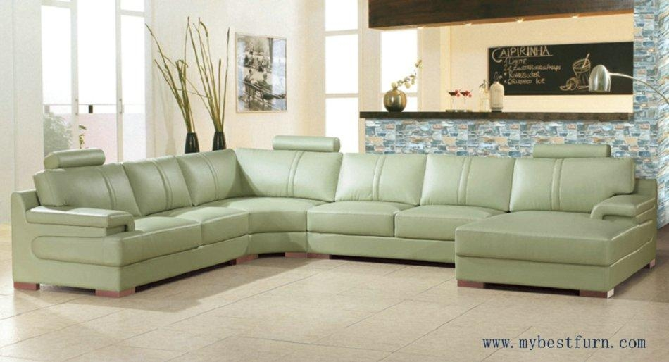 Online Get Cheap Beige Leather Sofas  Aliexpress | Alibaba Group In Beige Leather Couches (Image 17 of 20)