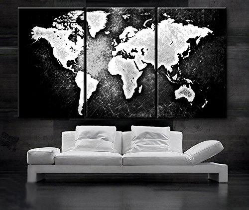 Online Get Cheap Black And White Canvas Wall Art  Aliexpress In Cheap Black And White Wall Art (Image 6 of 20)