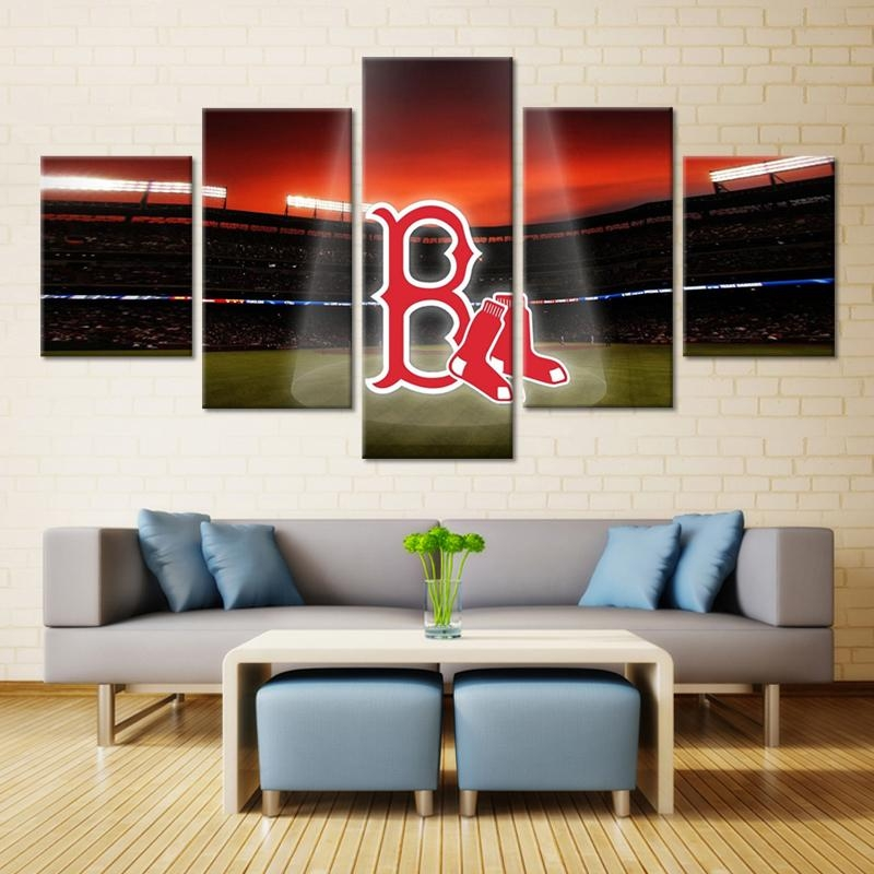 Online Get Cheap Boston Red Sox Picture Aliexpress | Alibaba Inside Boston Red Sox Wall Art (View 18 of 20)