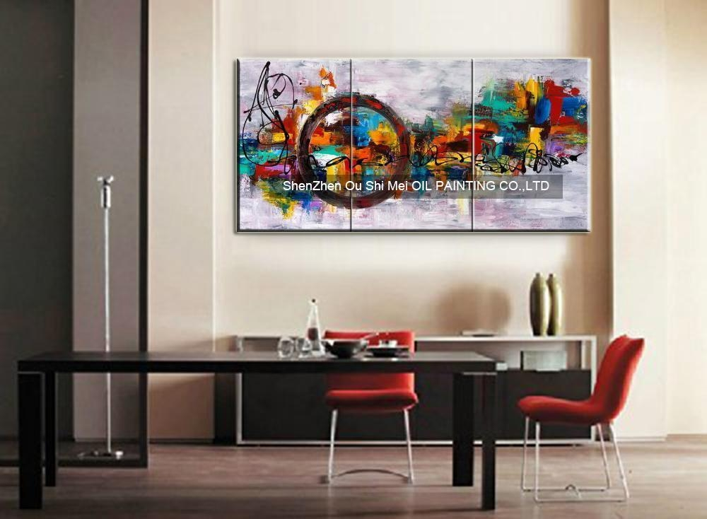 Online Get Cheap Contemporary Wall Paintings  Aliexpress With Cheap Contemporary Wall Art (Image 12 of 20)