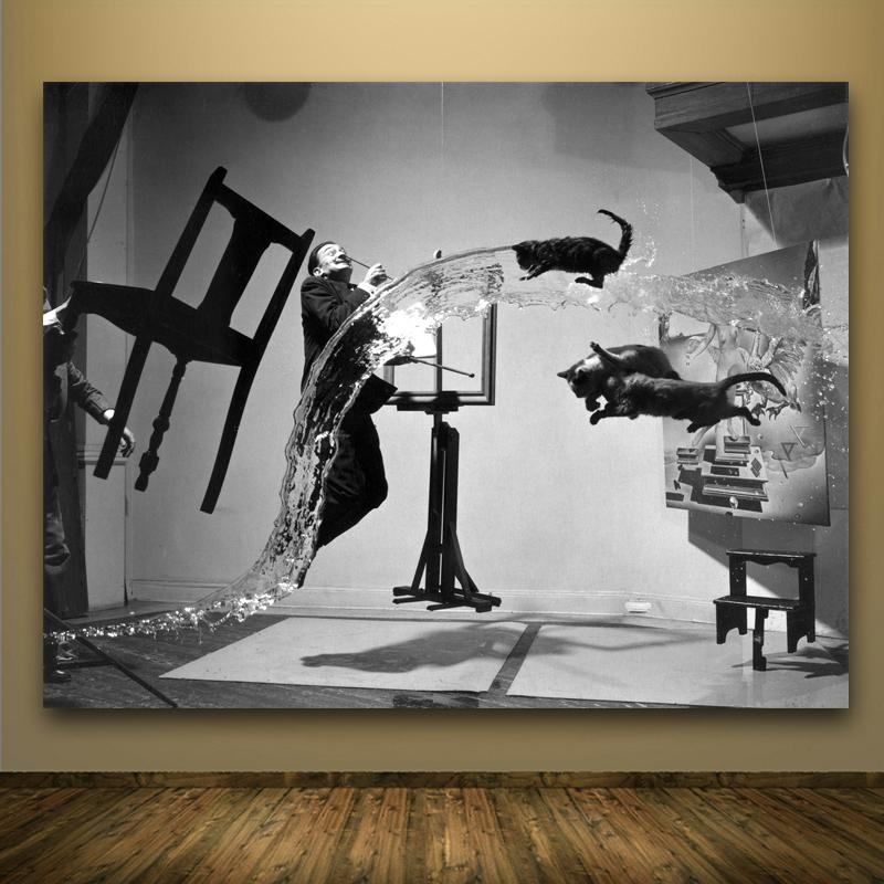 Online Get Cheap Dali Wall Art  Aliexpress | Alibaba Group Inside Salvador Dali Wall Art (Image 9 of 20)