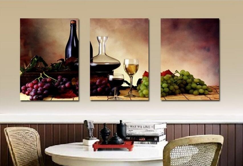 Online Get Cheap Dining Room Wall Art  Aliexpress | Alibaba Group Within Dining Wall Art (Image 19 of 20)