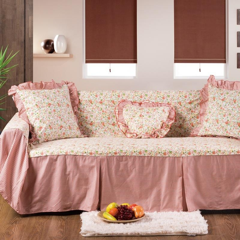 Online Get Cheap Floral Slipcovers Aliexpress | Alibaba Group Within Floral Slipcovers (View 8 of 20)