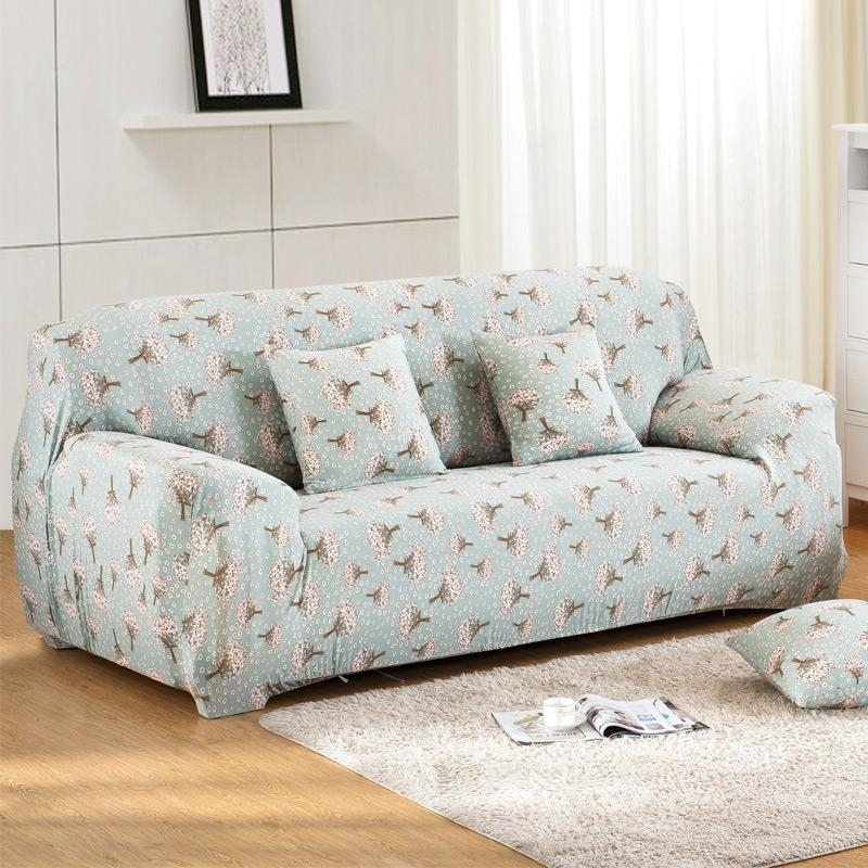 Online Get Cheap Floral Sofa Slipcovers  Aliexpress | Alibaba Throughout Floral Slipcovers (Image 11 of 20)