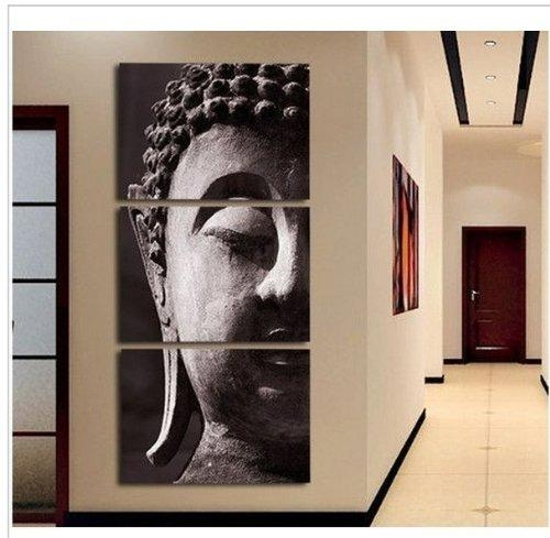 Online Get Cheap Large Buddha Canvas Aliexpress | Alibaba Group In Large Buddha Wall Art (View 14 of 20)