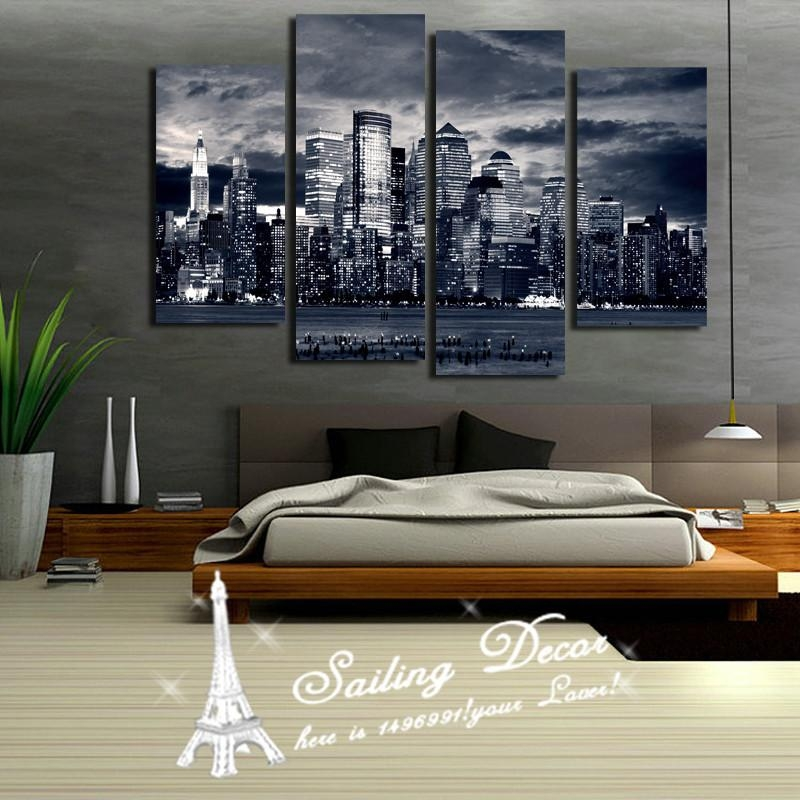 Online Get Cheap Matching Wall Art  Aliexpress | Alibaba Group Regarding Matching Wall Art (Image 11 of 20)