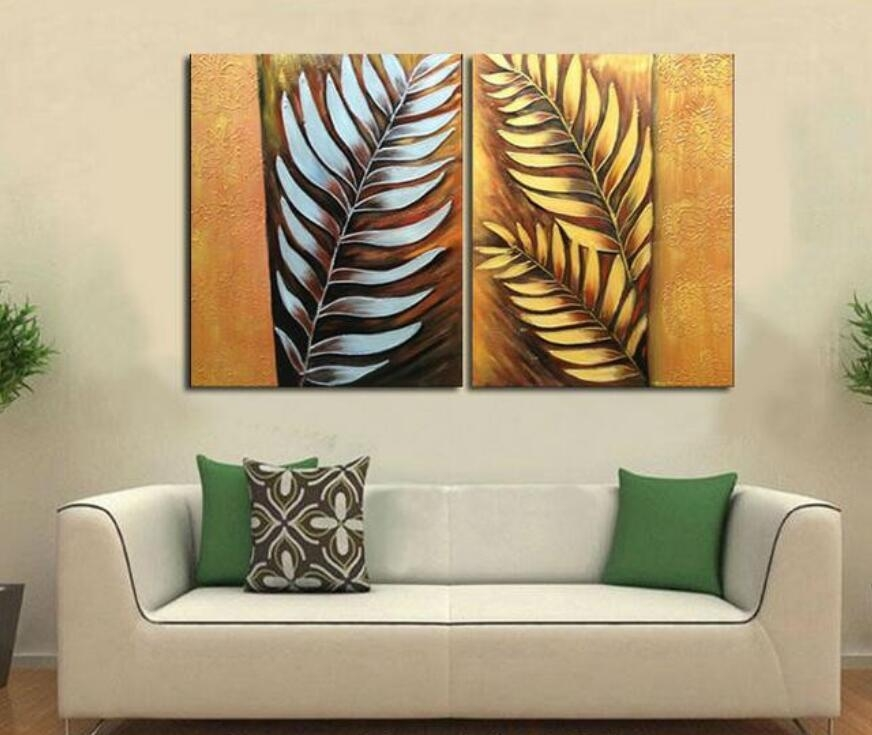 Online Get Cheap Metal Leaves Wall Art Aliexpress | Alibaba Group Throughout Cheap Metal Wall Art (View 8 of 20)