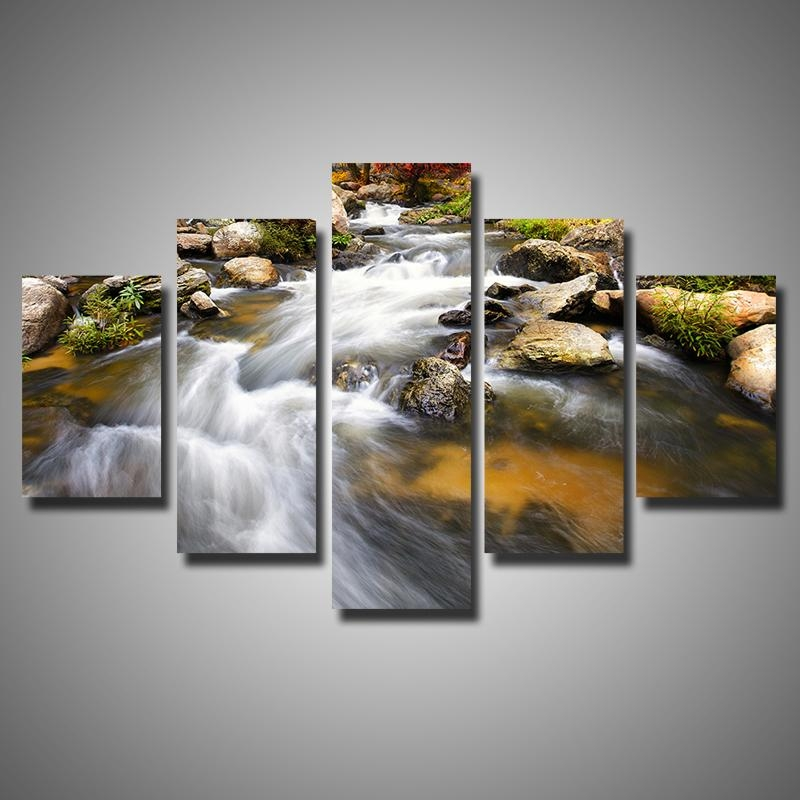 Online Get Cheap Multi Piece Canvas Art  Aliexpress | Alibaba Throughout Multiple Piece Canvas Wall Art (Image 14 of 20)