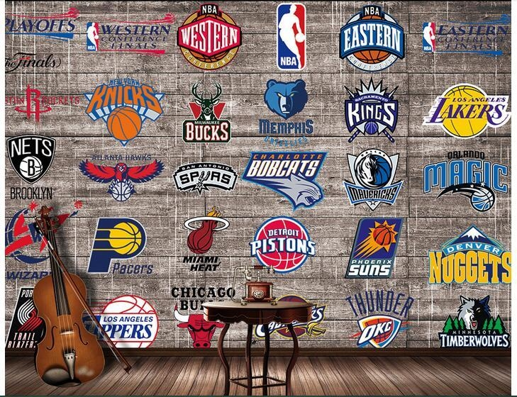 Online Get Cheap Nba Photos Aliexpress | Alibaba Group For Nba Wall Murals (View 12 of 20)