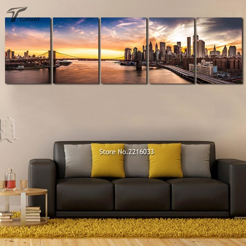 Online Get Cheap Oversized Wall Art Aliexpress | Alibaba Group With Modern Oversized Wall Art (View 5 of 20)
