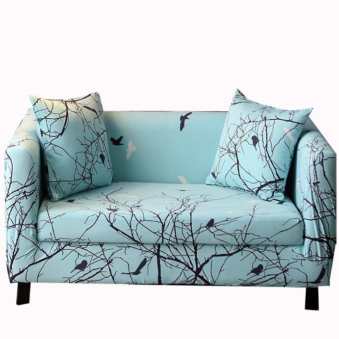 Online Get Cheap Patterned Slipcovers  Aliexpress | Alibaba Group Regarding Patterned Sofa Slipcovers (Image 7 of 20)