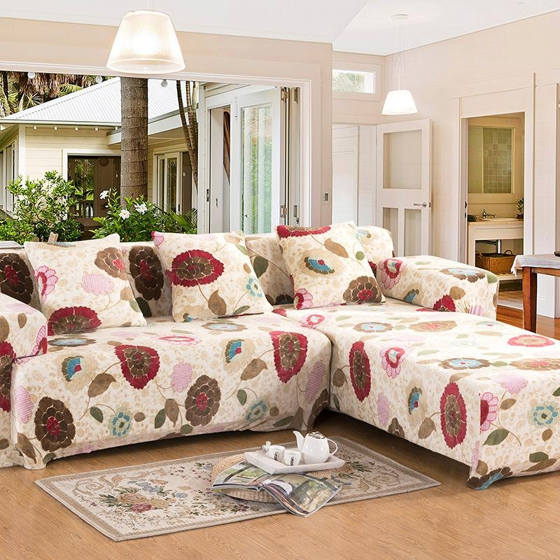 Online Get Cheap Patterned Sofa Slipcovers  Aliexpress For Patterned Sofa Slipcovers (Image 8 of 20)