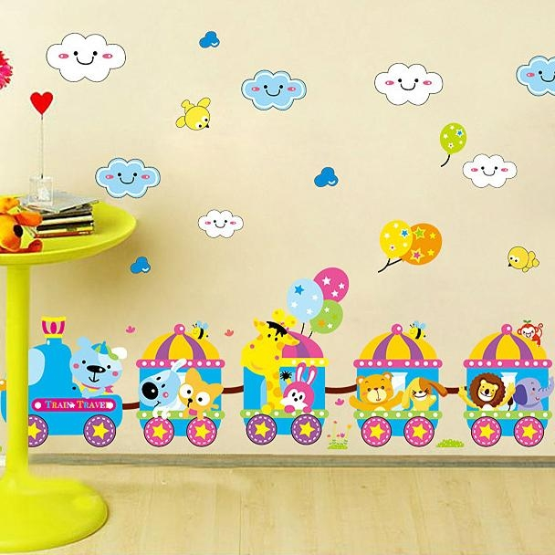 Online Get Cheap Preschool Wall Decor  Aliexpress | Alibaba Group With Regard To Preschool Wall Decoration (Image 12 of 20)