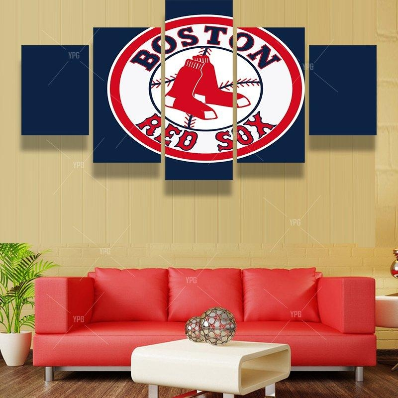 Online Get Cheap Red Sox Canvas  Aliexpress | Alibaba Group Intended For Red Sox Wall Art (Image 18 of 20)
