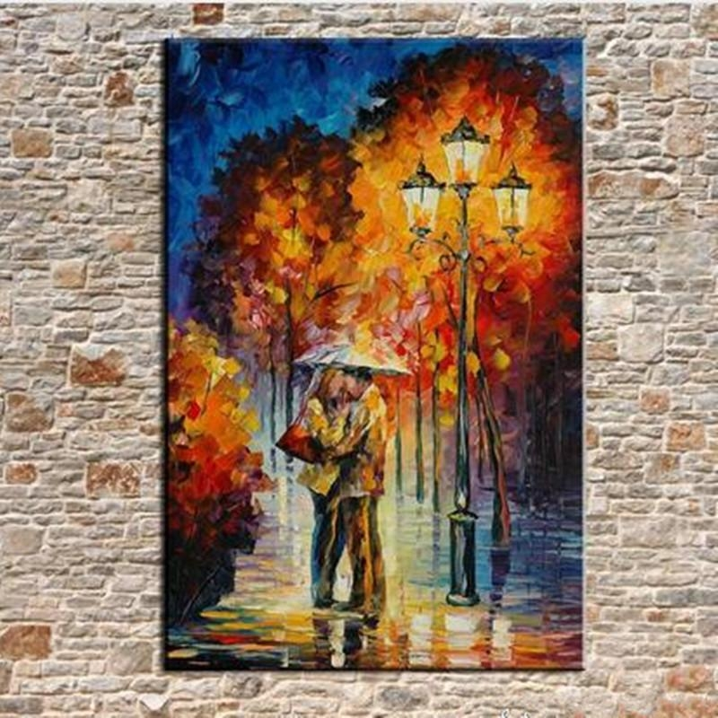 Online Get Cheap Street Scene Wall Art Aliexpress | Alibaba Group Intended For Street Scene Wall Art (View 17 of 20)