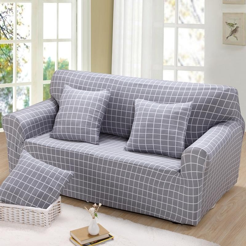 Online Get Cheap Striped Slipcovers Aliexpress | Alibaba Group With Striped Sofa Slipcovers (View 19 of 20)