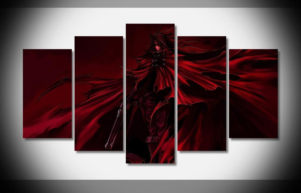 Online Get Cheap Video Game Paintings  Aliexpress | Alibaba Group Within Video Game Wall Art (Image 11 of 20)