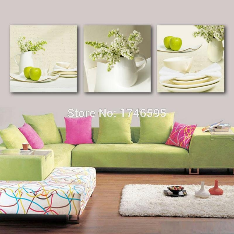 Online Get Cheap Wall Art Dining Room Wall Paintings Aliexpress Inside Modern Wall Art For Dining Room (View 15 of 20)