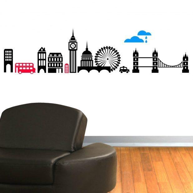 Outstanding London Scene Canvas Wall Art Details About London Inside London Scene Wall Art (Image 10 of 20)