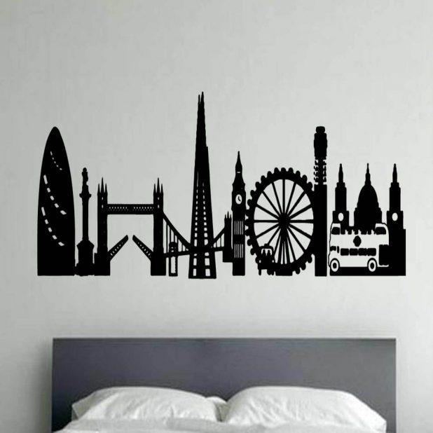 Outstanding London Scene Canvas Wall Art Details About London Within London Scene Wall Art (Image 14 of 20)