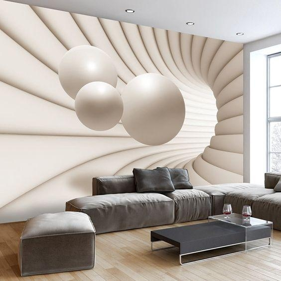 Outstanding Wall Art Ideas Inspiredoptical Illusions With Optical Illusion Wall Art (Image 19 of 20)