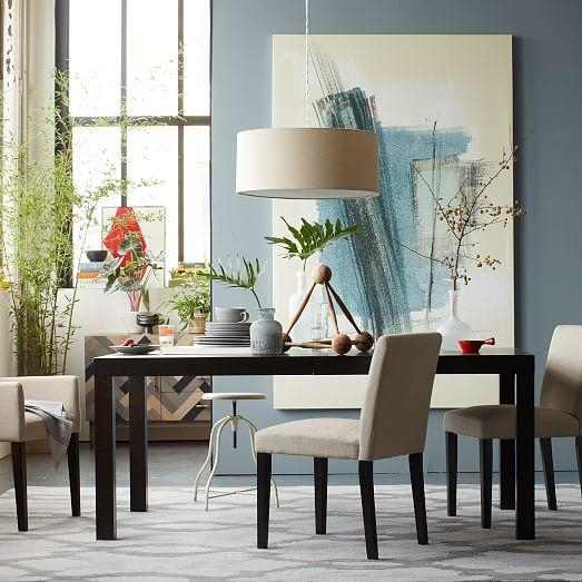 Oversized Abstract Wall Art | West Elm With Regard To Oversized Wall Art (Image 13 of 20)