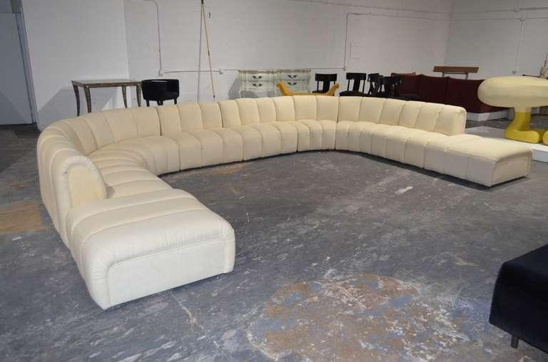 Oversized Sectional Couch (Image 17 of 20)