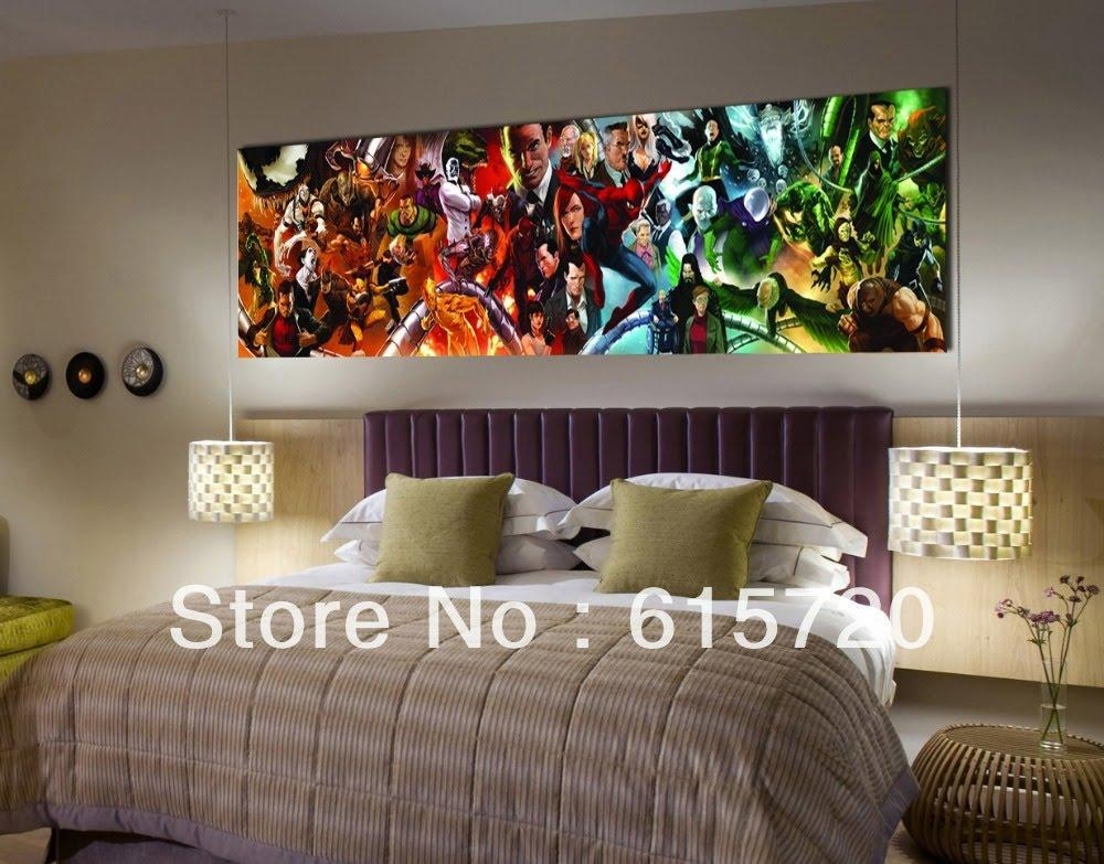 Featured Image of Oversized Canvas Wall Art