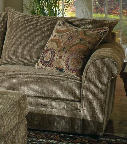 Palisades Ii 4 Piece Chenille Sectionalcoaster For Chenille Sectional Sofas (Image 16 of 20)