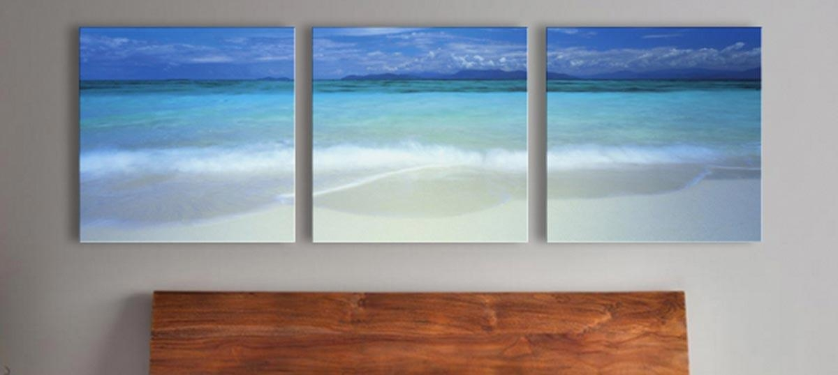 Panoramic Horizontal & Panoramic Vertical Canvas Art Prints — Icanvas Throughout Horizontal Canvas Wall Art (Image 8 of 20)