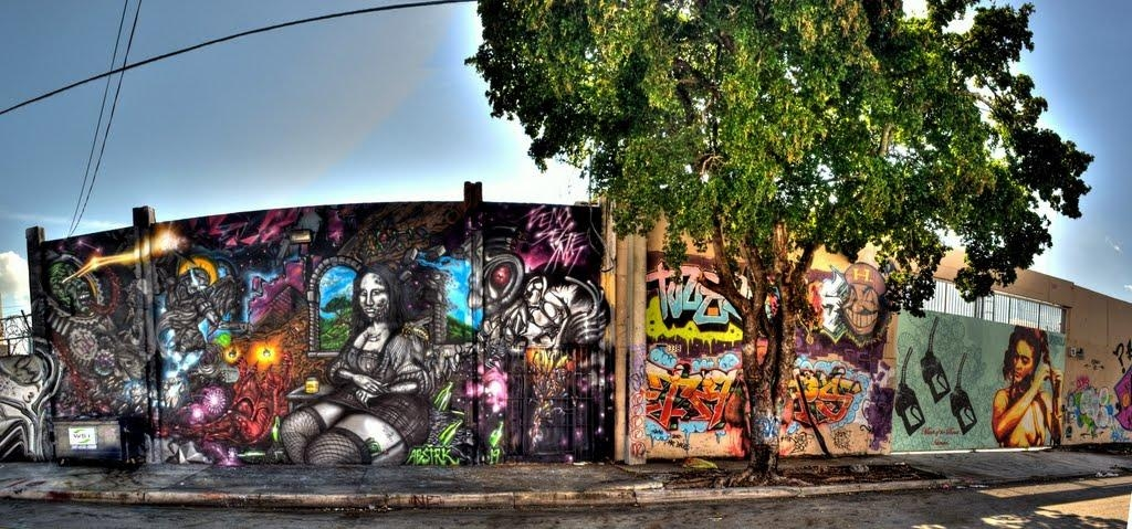 Panoramio – Photo Of Miami Wall Art District For Miami Wall Art (Image 7 of 20)