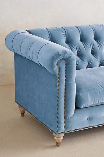 Pantone Serenity – Concepts And Colorways Intended For Sky Blue Sofas (View 8 of 20)