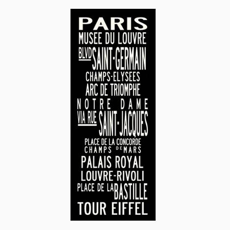 Paris Wall Art | Roselawnlutheran Intended For Black And White Paris Wall Art (Image 18 of 20)