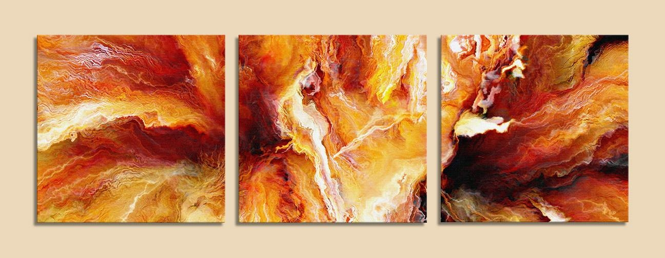 Featured Image of Triptych Art For Sale