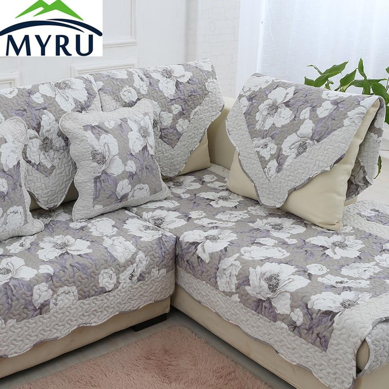 Patterned Sofa Slipcovers Promotion Shop For Promotional Patterned Inside Patterned Sofa Slipcovers (Image 14 of 20)