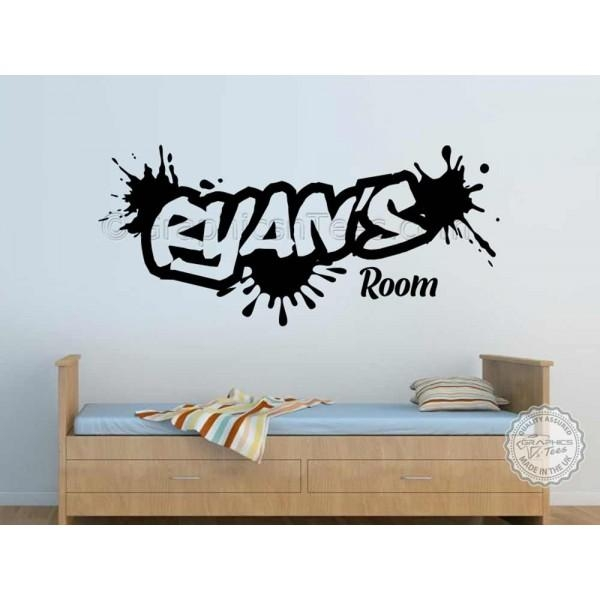 Featured Image of Graffiti Wall Art Stickers
