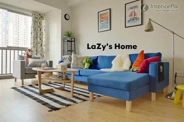 Plain Design Blue Couches Living Rooms Vibrant Ideas Blue Sofa For Living Room With Blue Sofas (View 18 of 20)