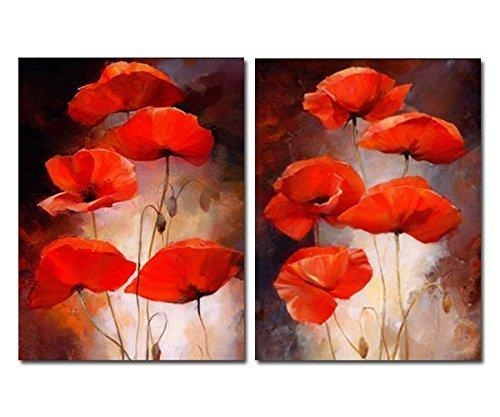 Poppies Wall Art Easy Metal Wall Art For Outdoor Wall Art – Home Pertaining To Metal Poppy Wall Art (View 7 of 20)