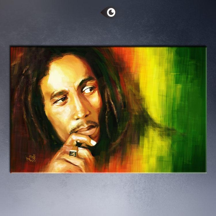 Popular Giants Pictures Buy Cheap Giants Pictures Lots From China With Bob Marley Canvas Wall Art (View 11 of 20)