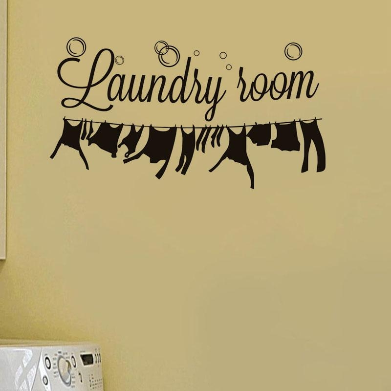 20 Inspirations Laundry Room Wall Art | Wall Art Ideas