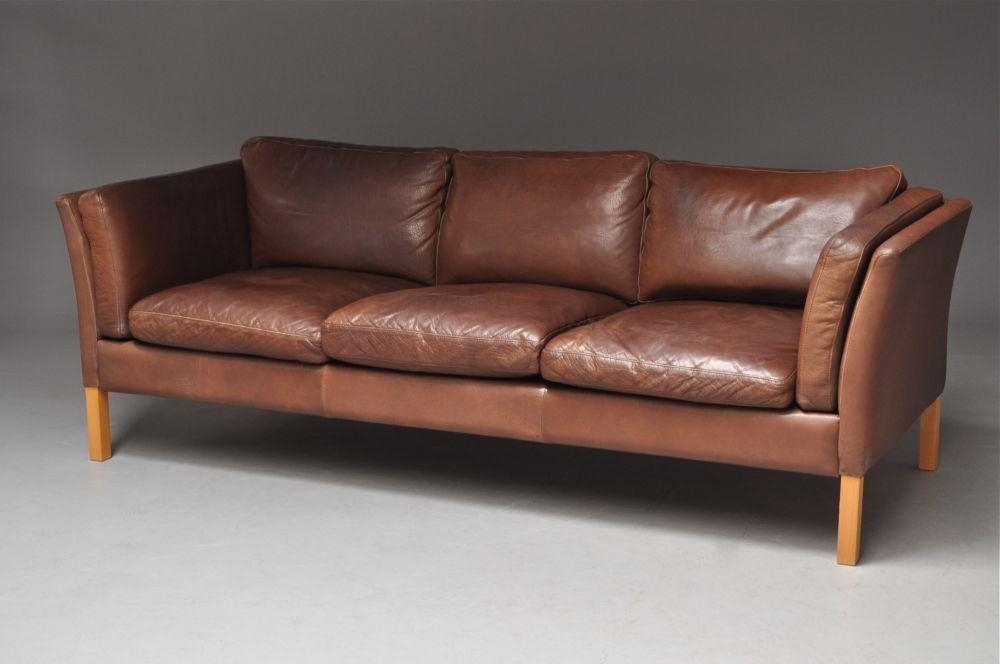 Popular Of Danish Leather Sofa Tan Leather Sofas Uk – Interiorvues For Danish Leather Sofas (Photo 1 of 20)