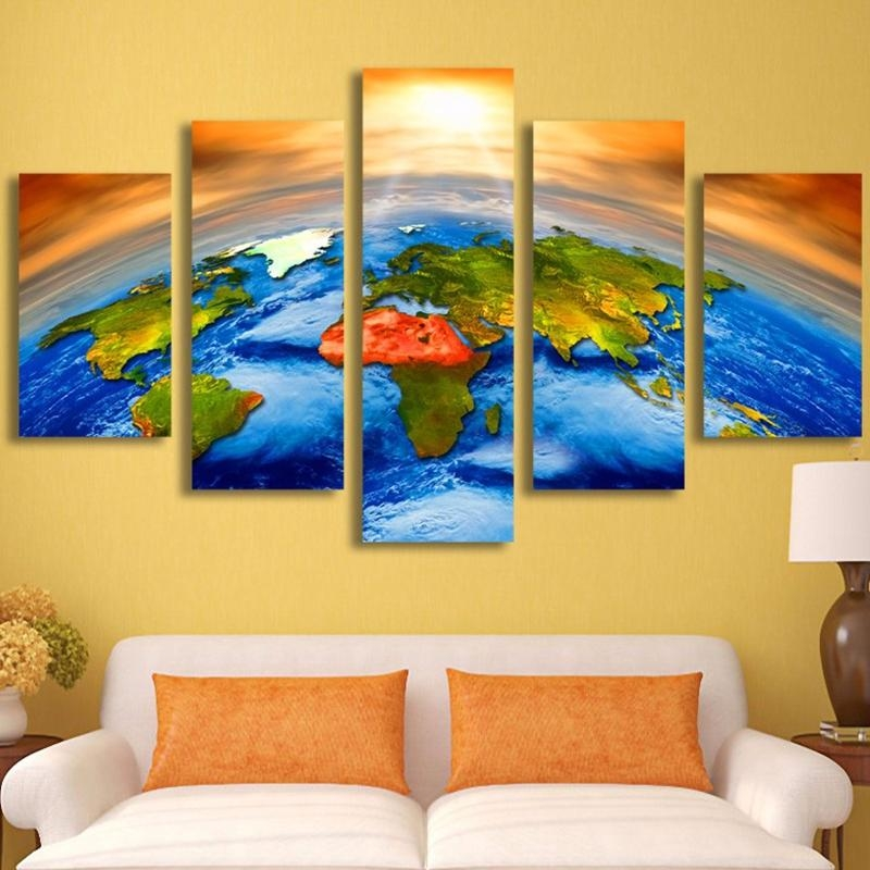 Popular Outer Space Wall Art Buy Cheap Outer Space Wall Art Lots Inside Outer Space Wall Art (Image 19 of 20)