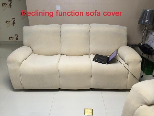 Popular Slip Sofa Cover Buy Cheap Slip Sofa Cover Lots From China With Slipcover For Reclining Sofas (View 5 of 20)