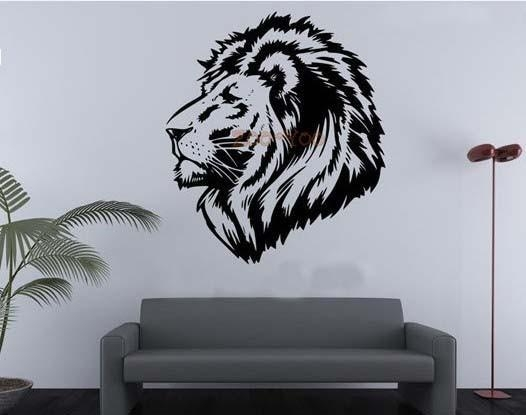 Featured Image of Lion Wall Art