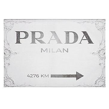 Prada Art | Unique, Chic Wall Art | Z Gallerie With Prada Wall Art (Image 10 of 20)